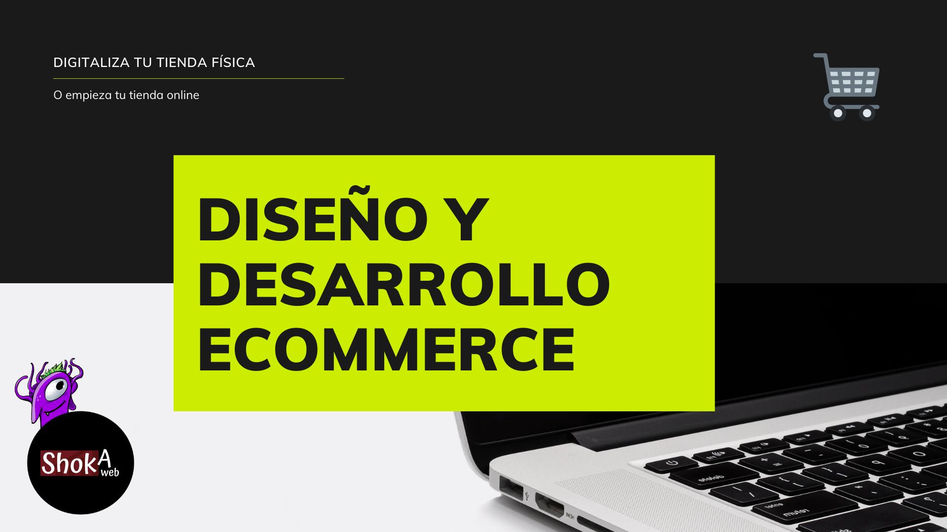 quiero una tienda online ecommerce shokaweb