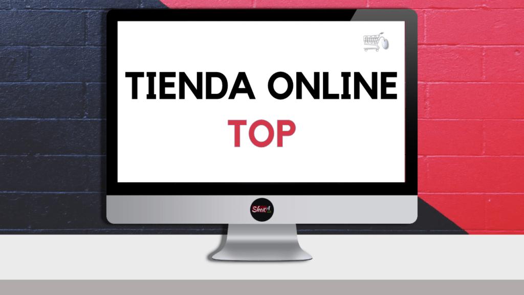 diseño de páginas web y Tienda Online top Shokaweb