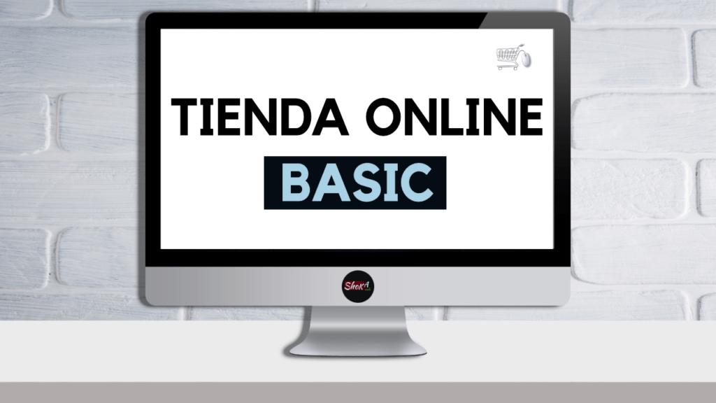 Tarifa de tienda online Basic Shokaweb